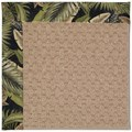 Capel Rugs Creative Concepts Grassy Mountain - Bahamian Breeze Coal (325) Rectangle 9