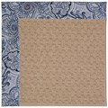 Capel Rugs Creative Concepts Grassy Mountain - Paddock Shawl Indigo (475) Rectangle 9