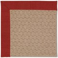 Capel Rugs Creative Concepts Grassy Mountain - Canvas Cherry (537) Rectangle 9