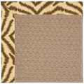 Capel Rugs Creative Concepts Grassy Mountain - Couture King Chestnut (756) Rectangle 9