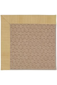 Capel Rugs Creative Concepts Grassy Mountain - Dupione Bamboo (100) Rectangle 12' x 15' Area Rug