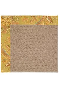 Capel Rugs Creative Concepts Grassy Mountain - Cayo Vista Tea Leaf (210) Rectangle 12' x 15' Area Rug