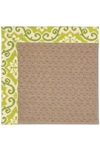 Capel Rugs Creative Concepts Grassy Mountain - Shoreham Kiwi (220) Rectangle 12' x 15' Area Rug