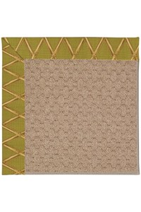 Capel Rugs Creative Concepts Grassy Mountain - Bamboo Tea Leaf (236) Rectangle 12' x 15' Area Rug