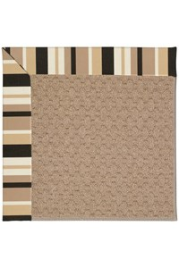 Capel Rugs Creative Concepts Grassy Mountain - Granite Stripe (335) Rectangle 12' x 15' Area Rug
