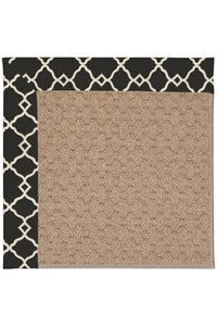 Capel Rugs Creative Concepts Grassy Mountain - Arden Black (346) Rectangle 12' x 15' Area Rug