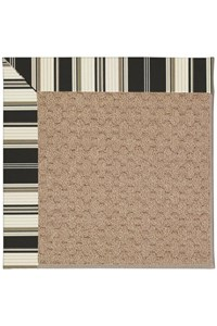 Capel Rugs Creative Concepts Grassy Mountain - Down The Lane Ebony (370) Rectangle 12' x 15' Area Rug