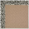 Capel Rugs Creative Concepts Grassy Mountain - Coral Cascade Ebony (385) Rectangle 12