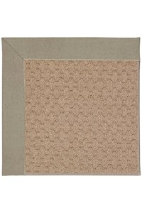 Capel Rugs Creative Concepts Grassy Mountain - Canvas Taupe (737) Rectangle 12' x 15' Area Rug