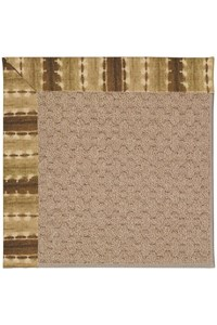 Capel Rugs Creative Concepts Grassy Mountain - Java Journey Chestnut (750) Rectangle 12' x 15' Area Rug