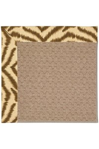 Capel Rugs Creative Concepts Grassy Mountain - Couture King Chestnut (756) Rectangle 12' x 15' Area Rug