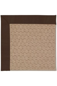 Capel Rugs Creative Concepts Grassy Mountain - Canvas Bay Brown (787) Rectangle 12' x 15' Area Rug