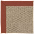 Capel Rugs Creative Concepts Grassy Mountain - Canvas Brick (850) Rectangle 12