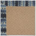 Capel Rugs Creative Concepts Raffia - Java Journey Indigo (460) Octagon 10