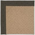 Capel Rugs Creative Concepts Raffia - Fortune Lava (394) Rectangle 3
