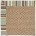 Capel Rugs Creative Concepts Raffia - Brannon Whisper (422) Rectangle 5