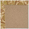 Capel Rugs Creative Concepts Raffia - Cayo Vista Sand (710) Rectangle 5