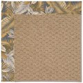 Capel Rugs Creative Concepts Raffia - Bahamian Breeze Ocean (420) Rectangle 6