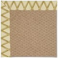 Capel Rugs Creative Concepts Raffia - Bamboo Rattan (706) Rectangle 6