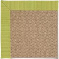 Capel Rugs Creative Concepts Raffia - Vierra Kiwi (228) Rectangle 8