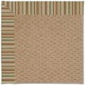 Capel Rugs Creative Concepts Raffia - Dorsett Autumn (714) Rectangle 8