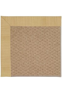 Capel Rugs Creative Concepts Raffia - Dupione Bamboo (100) Rectangle 12' x 15' Area Rug