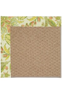 Capel Rugs Creative Concepts Raffia - Cayo Vista Mojito (215) Rectangle 12' x 15' Area Rug