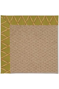 Capel Rugs Creative Concepts Raffia - Bamboo Tea Leaf (236) Rectangle 12' x 15' Area Rug