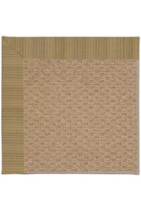 Capel Rugs Creative Concepts Raffia - Vierra Onyx (345) Rectangle 12' x 15' Area Rug