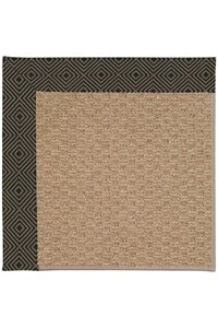 Capel Rugs Creative Concepts Raffia - Fortune Lava (394) Rectangle 12' x 15' Area Rug