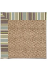Capel Rugs Creative Concepts Raffia - Brannon Whisper (422) Rectangle 12' x 15' Area Rug