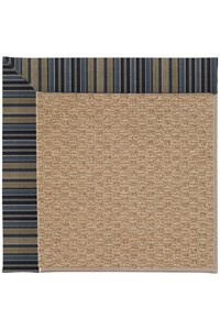 Capel Rugs Creative Concepts Raffia - Vera Cruz Ocean (445) Rectangle 12' x 15' Area Rug