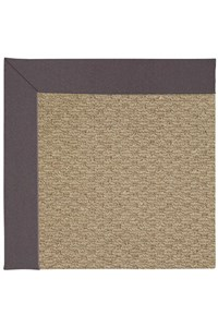Capel Rugs Creative Concepts Raffia - Fife Plum (470) Rectangle 12' x 15' Area Rug