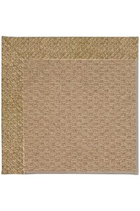 Capel Rugs Creative Concepts Raffia - Tampico Rattan (716) Rectangle 12' x 15' Area Rug