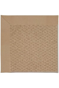 Capel Rugs Creative Concepts Raffia - Canvas Camel (727) Rectangle 12' x 15' Area Rug