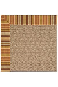 Capel Rugs Creative Concepts Raffia - Vera Cruz Samba (735) Rectangle 12' x 15' Area Rug