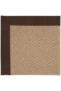 Capel Rugs Creative Concepts Raffia - Canvas Bay Brown (787) Rectangle 12' x 15' Area Rug