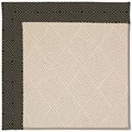 Capel Rugs Creative Concepts White Wicker - Fortune Lava (394) Rectangle 3