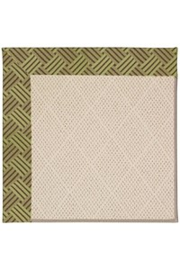 Capel Rugs Creative Concepts White Wicker - Dream Weaver Marsh (211) Rectangle 12' x 15' Area Rug