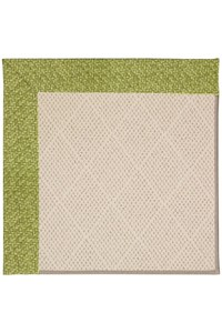 Capel Rugs Creative Concepts White Wicker - Tampico Palm (226) Rectangle 12' x 15' Area Rug