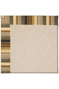 Capel Rugs Creative Concepts White Wicker - Kalani Coal (330) Rectangle 12' x 15' Area Rug