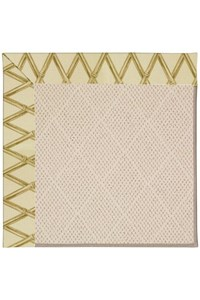 Capel Rugs Creative Concepts White Wicker - Bamboo Rattan (706) Rectangle 12' x 15' Area Rug