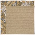 Capel Rugs Creative Concepts Sisal - Bahamian Breeze Ocean (420) Octagon 8