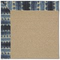 Capel Rugs Creative Concepts Sisal - Java Journey Indigo (460) Octagon 10