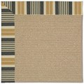Capel Rugs Creative Concepts Sisal - Long Hill Ebony (340) Runner 2