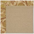Capel Rugs Creative Concepts Sisal - Cayo Vista Sand (710) Rectangle 5