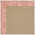 Capel Rugs Creative Concepts Sisal - Imogen Cherry (520) Rectangle 6