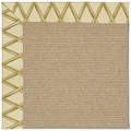 Capel Rugs Creative Concepts Sisal - Bamboo Rattan (706) Rectangle 6