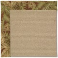 Capel Rugs Creative Concepts Sisal - Bahamian Breeze Cinnamon (875) Rectangle 7