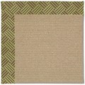 Capel Rugs Creative Concepts Sisal - Dream Weaver Marsh (211) Rectangle 8
